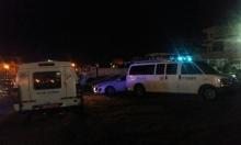 الطيرة: اعتقال 3 مشتبهين بإطلاق نار وإصابة شخصين