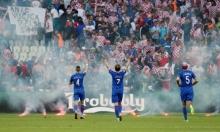 يورو 2016: تغريم كرواتيا بسبب أعمال الشغب