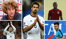 5 لاعبين ينحدرون من أصول عربية في يورو 2016
