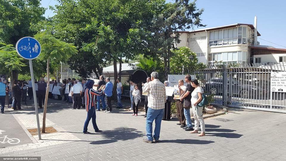 يافا: اعتصام للمطالبة بالإفراج عن جثامين الشهداء المحتجزة