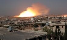 حلب: قصف روسي بقنابل فوسفورية
