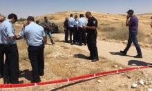 النقب: العثور على جثة في سيارة محروقة
