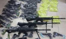شفاعمرو: مصادرة كميات من الألعاب النارية والمفرقعات
