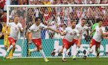يورو 2016: بولندا تلحق بألمانيا للدور الثاني