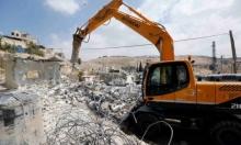 الاحتلال يهدم منزل فلسطيني نفذ عملية طعن بيافا