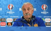 يورو 2016: دل بوسكي يعلق على الخسارة ومواجهة إيطاليا