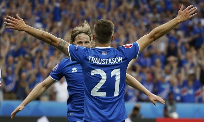يورو 2016: أيسلندا تتأهل لتواجه إنجلترا في دور الـ16