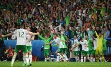 يورو 2016: إيرلندا تفاجئ إيطاليا وترافقها لدور الـ16
