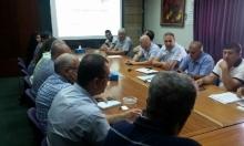 الناصرة: مديرية المناطق الصناعية تعرض خطة عملها