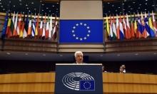 عباس أمام البرلمان الأوروبي: إسرائيل ارتكبت مجازر تاريخية