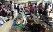 الصين: إعصار وعواصف ثلجية تقتل 78 شخصا