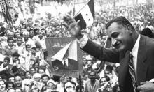 23 حزيران: جمال عبد الناصر رئيسًا لمصر