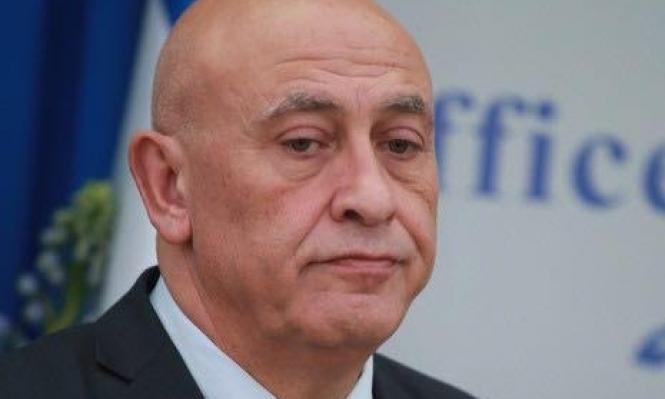 غطاس يدعو OECD لمنع إسرائيل من تكثيف هدم البيوت العربية