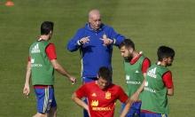 مدرب إسبانيا متفائل بمواجهة إيطاليا ولكن..!