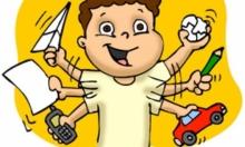 قصور الانتباه وفرط الحركة عند الأطفال