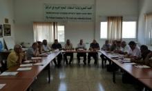 اللجنة القطرية ترفض خطة هدم آلاف البيوت العربية