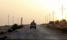 سيناء: مقتل جنديين مصريين بانفجار مدرعة