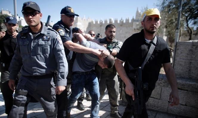 330 اعتقالًا  منذ مطلع رمضان
