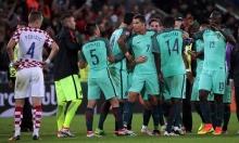 يورو 2016: البرتغال تقصي كرواتيا بهدف قاتل