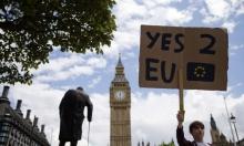 لندن قلقة على اقتصادها في حال الانفصال