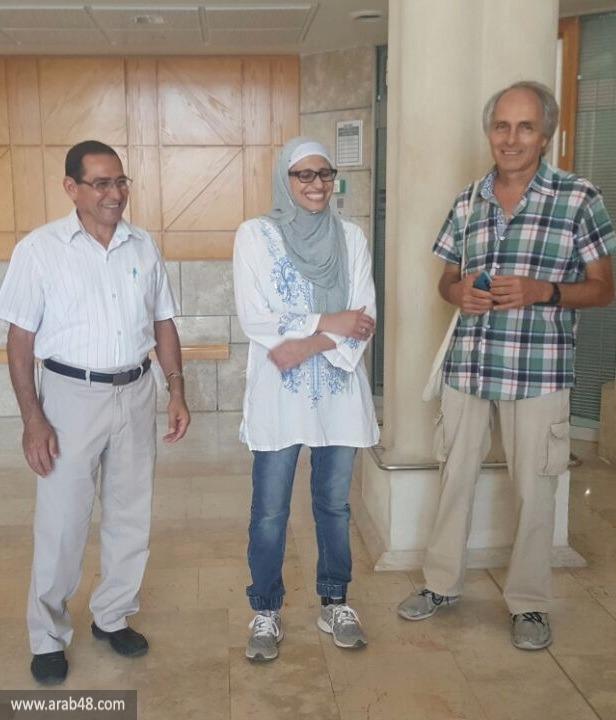 المحكمة تسمح لدارين طاطور بزيارة منزل أسرتها اليوم