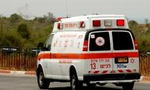 النقب: نقل رضيع للمشفى بعد غرقه بدلو ماء