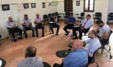 الأعضاء العرب بالمدن المختلطة يبحثون تمثليهم بالهيئات القطرية