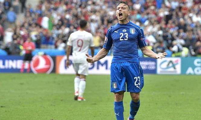 جياكيريني يكشف مفتاح الفوز على إسبانيا