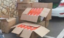 كفر مندا: مصادرة 560 زوجًا من الأحذية بزعم التزييف