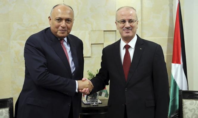 الحمد الله: مفاوضات مع إسرائيل فقط وفق مسار دولي