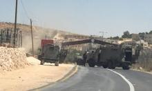 """قرية منفذ عملية """"كريات أربع"""" تحت الحصار"""