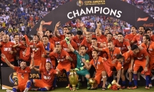 تشيلي ستلاقي بطل يورو 2016!
