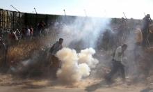 حاجز قلنديا: شهيد ومواجهات بين الاحتلال ومصلين متوجهين للأقصى