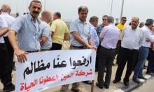 كفر ياسيف والمنطقة: الشعبية تصعد عملها لحل اتحاد المياه