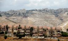 مسودة تقرير الرباعية: على إسرائيل وقف بناء المستوطنات