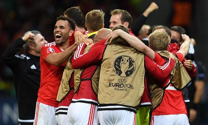 يورو 2016: ويلز تصعق بلجيكا وتواصل انطلاقتها التاريخية