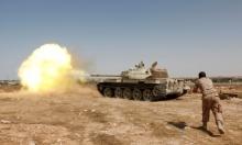"""ليبيا: """"البنيان المرصوص"""" تتقدم على داعش بسرت"""
