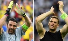 يورو 2016: بوفون يرفض مقارنته بنوير!