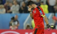 صور وفيديو: بوفون يودّع يورو 2016 بالدموع
