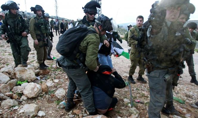 الاحتلال: اعتقال 3412 فلسطينيا منذ مطلع 2016