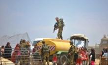 تجفيف مياه الأغوار لترحيل الفلسطينيين