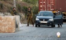 الخليل: حصار واعتقالات وإغلاق طرق لليوم الرابع