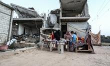 80% من سكان غزة يعيشون على المساعدات الإنسانية