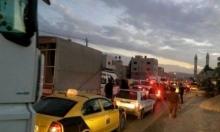 قوات الاحتلال تحاصر حوارة وتفرض حظر تجول