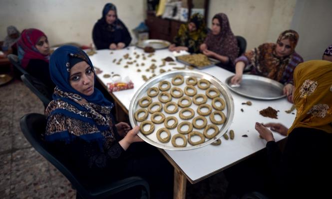 """صناعة """"كعك العيد"""" في غزة... أكثر من مجرد أجواء فرح"""