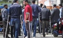 نضال مبتوري الأطراف تحت حصار غزة