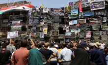 العبادي يقيل كبار قادة الأمن في بغداد من مناصبهم