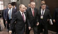 هبوط أول طائرة روسية في تركيا بعد انتهاء الأزمة