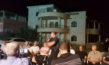 كفر قاسم: خيمة اعتصام للتصدي لأوامر هدم فورية