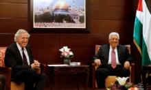 عباس يجدد رفضه لتقرير الرباعية ويدعم المبادرة الفرنسية